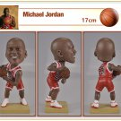 NBA Chicago Bulls MVP #23 Michael Jordan Bobblehead Figure 17cm Tall