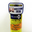 Korea Dream Skin Black Head Clear Spray Wash Skincare Blackhead Remover 100ml