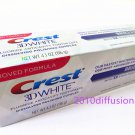 (IMPROVED FORMULA) CREST 3D WHITE BRILLIANCE TEETH WHITENING TOOTHPASTE 4.1oz