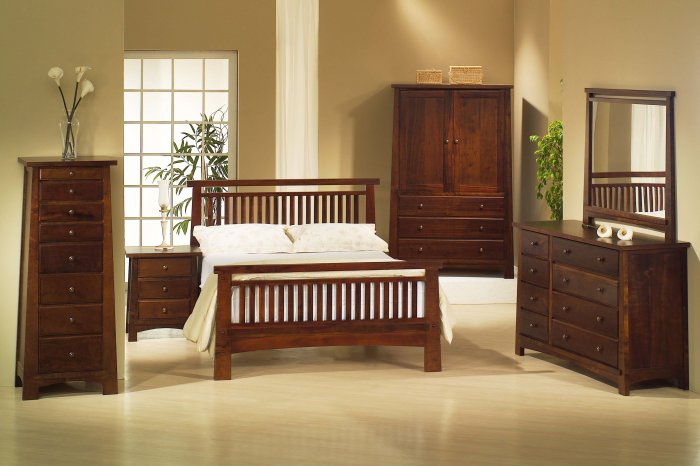 ALEXIS BEDROOM SET ~ 4 pieces (FREE SHIPPING!!!)