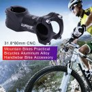 CNC Mountain Bikes Practical Bicycles Aluminum Alloy Handlebar Bike Accessory