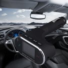 New Black Bluetooth Car Kit Radio Adapter Handsfree FM Transmitter LCD