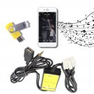 Car USB MP3 Player Interface AUX-IN Adapter For Mazda 3/CX7/323/MX5 CX-7