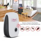 Electronic Ultrasonic Pest Repeller Home Indoor Non-Toxic Safe Mosquito Killer