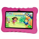 7 Inch Kids Children Tablet For Android 4.4 Early Education Learning Tablet Hot