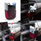 Mobile Phone Bag Multi-functional Auto Supplies Bag Car Storage Pockets