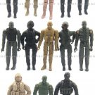 13pcs BBI Elite Force 3.75in.Special Force Ops Navy Soldier Action Figure Toy