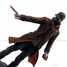 9inch USED WATCH DOGS AIDEN PEARCE Action FIGURE STATUE Kids Toys Loose FY181