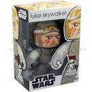 Star Wars Mighty Muggs Vinyl 6in.action Figures Luke Skywalker w/light saber E19