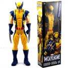 """New Gift X-Men Wolverine Marvel Titan Hero Series Action Figure Avenger 12"""" Toy"""