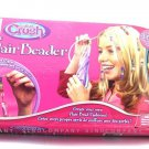 GIRL CRUSH MAGIC HAIR BEADER SPIN MASTER New Over 100 beads and Clasps Xmas Gift