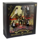 5 Figures MICHAEL JACKSON STATUE DOLL FOREVER Amazing Toy Gift