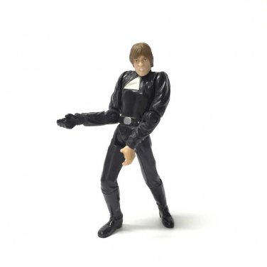 "2003 Hasbro STAR WARS Return of the Jedi Luke Skywalker 3.75"" Action Figure toy"