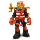 2012 Teenage Mutant Ninja Turtles Donnie Mikey OOZE Launchin' TMNT Figure