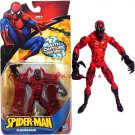 "New Spider-Man Classic CARNAGE 6"" Action Figure capture webs legends Hot Toy"