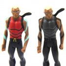 Lot 2 DC Comics Universe Young Justice League Aqualad 4.5 '' Action Figure
