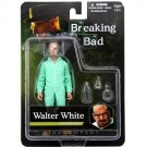 New Amazing Gift 6'' Toy Breaking Bad Walter White Hazmat Suit Figure