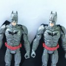 2PCS DC COMICS BATMAN SUPER HEROES THE DARK KNIGHT RISES ACTION FIGURES QA115