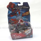New Gift Marvel Hasbro The Amazing Spider Man Action figure & Spider Cycle Toy
