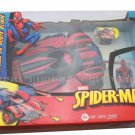 Xmas GIFT ARMORED ROADSTER VEHICULE DE ROUTE BLINDE & SPIDER MAN ACTION FIGURE