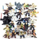 10pcs Star Wars Galactic Heroes Trooper Droids Action FIGURE Clone Hot Toy Gift