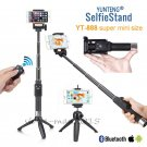 YUNTENG Bluetooth Selfie Stick Mini Monopod Tripod for iPhone 8 Samsung S8/S7/S6