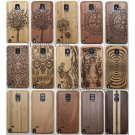 Natural Wood Bamboo Case Protect Cover for Samsung Galaxy S7/S6 Edge/ Note 5/4