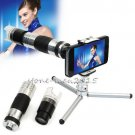 16x Zoom Telescope Camera Lens+220x Microscope For Samsung Galaxy S8 Plus S7 S6
