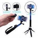 Selfie Stick Monopod+Tripod+Bluetooth Remote Shutter for Sony Xperia Z5 Z4 Z3 Z2