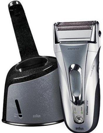 Braun 5790 Flex XP II Clean & Charge electric razor