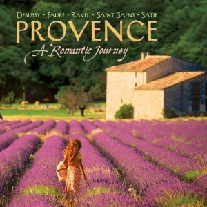 christmas cds Provence: A Romantic Journey