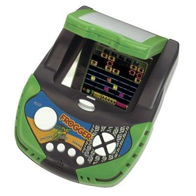 Excalibur Frogger Frog Handheld electronic games