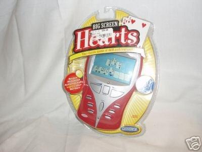 Big Screen Hearts Electronic Card Games