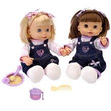 You & Me: Too Cute Twin Baby Dolls - Girls