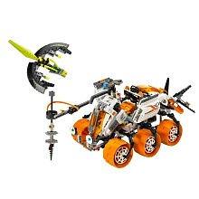 LEGO Mars Mission: MT-101 Armored Drilling Unit (7699)