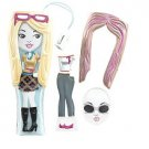 Barbie - Barbie Girls - Orange Outfit With Blonde & Brown Hair