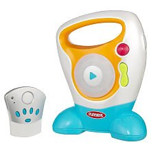 Made for Me MP3 Music Player - My Blue Player - Playskool