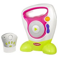 Made for Me MP3 Music Player - My Pink Player - Playskool