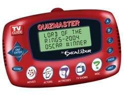 Excalibur Electronics TV20 TV Guide Quiz Master