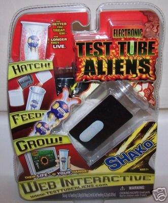 Electronic Test Tube Aliens Web Interactive Shako NEW