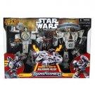 Star Wars Transformers Deluxe Millenium Falcon