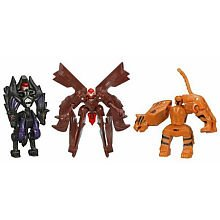 Transformers Classic Mini-Con 3-Pack: Predator Attack