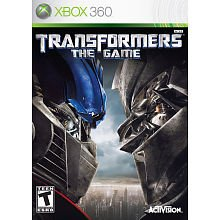 Xbox 360:Transformers The Game