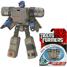 Transformers Real Gear Robots Zoom Out 25x
