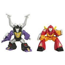 Transformers Movie Robot Rodimus vs Insection