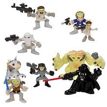 Star Wars Galactic Heroes Cinema -The Battle of Hoth