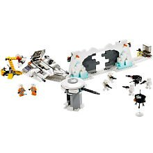 LEGO Star Wars: Hoth Rebel Base (7666)