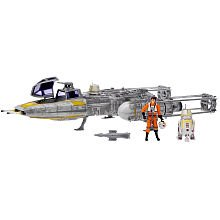 Star Wars Gold Squadron Y-Wing Fighter