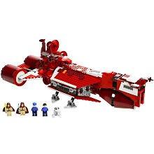 LEGO Star Wars: Republic Cruiser (7665)