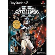 Sony PlayStation 2: Star Wars Battlefront II